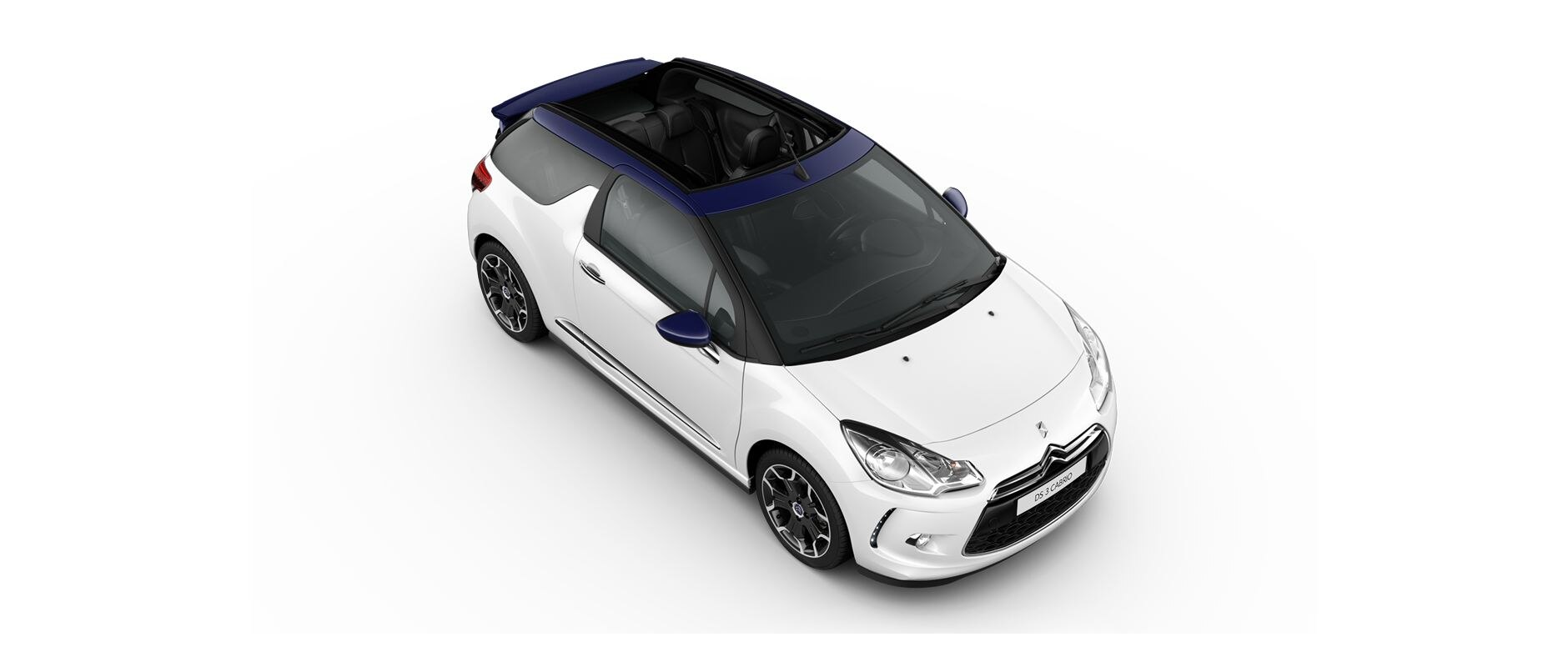 DS 3 Cabrio - Blanc Banquise