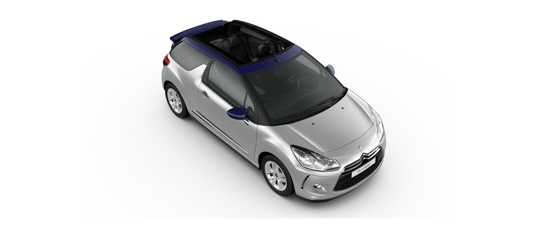 DS 3 Cabrio - finitions - So Chic