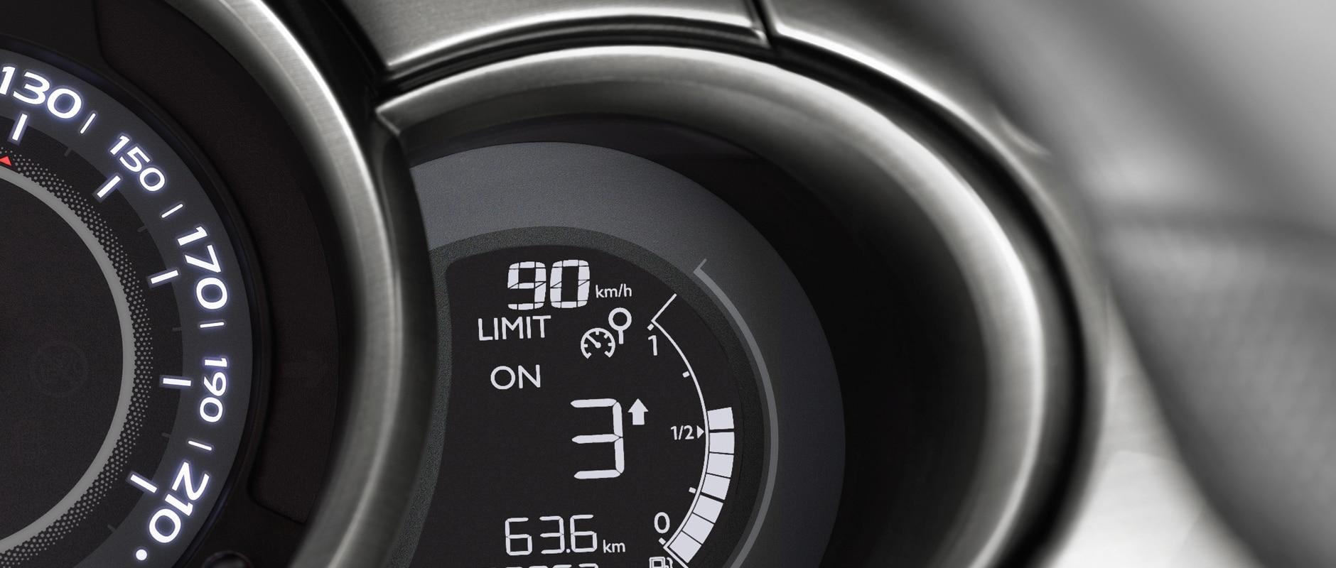 DS 3 Cabrio - détails - Environnement