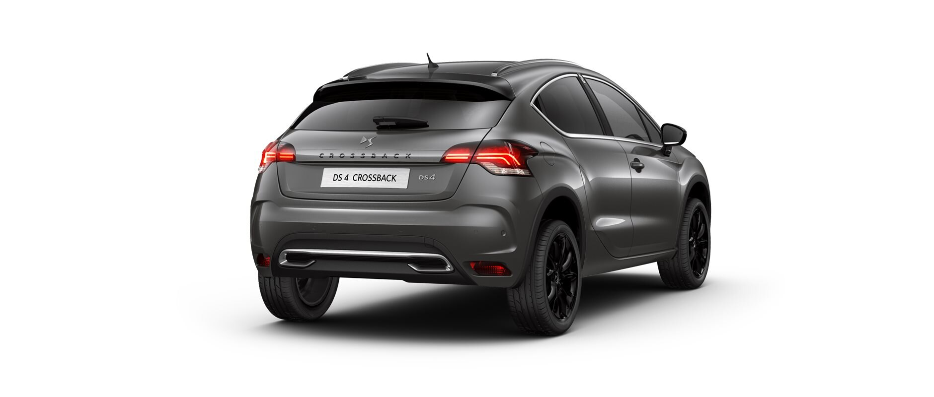 DS 4 Crossback - Platinium Grey