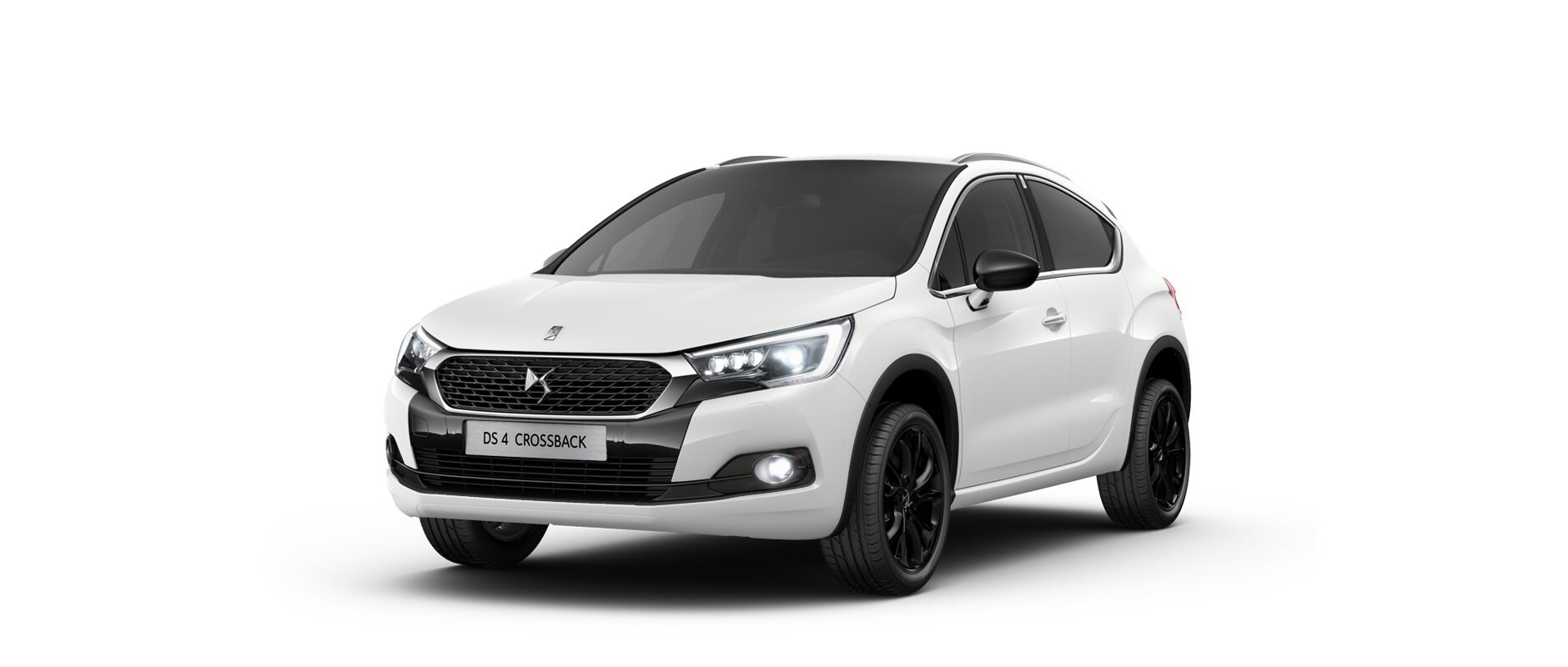 DS 4 Crossback - Polar White