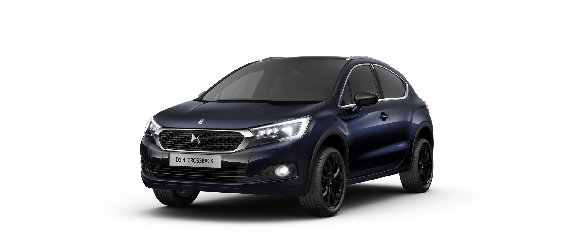 DS 4 Crossback - Ink Blue