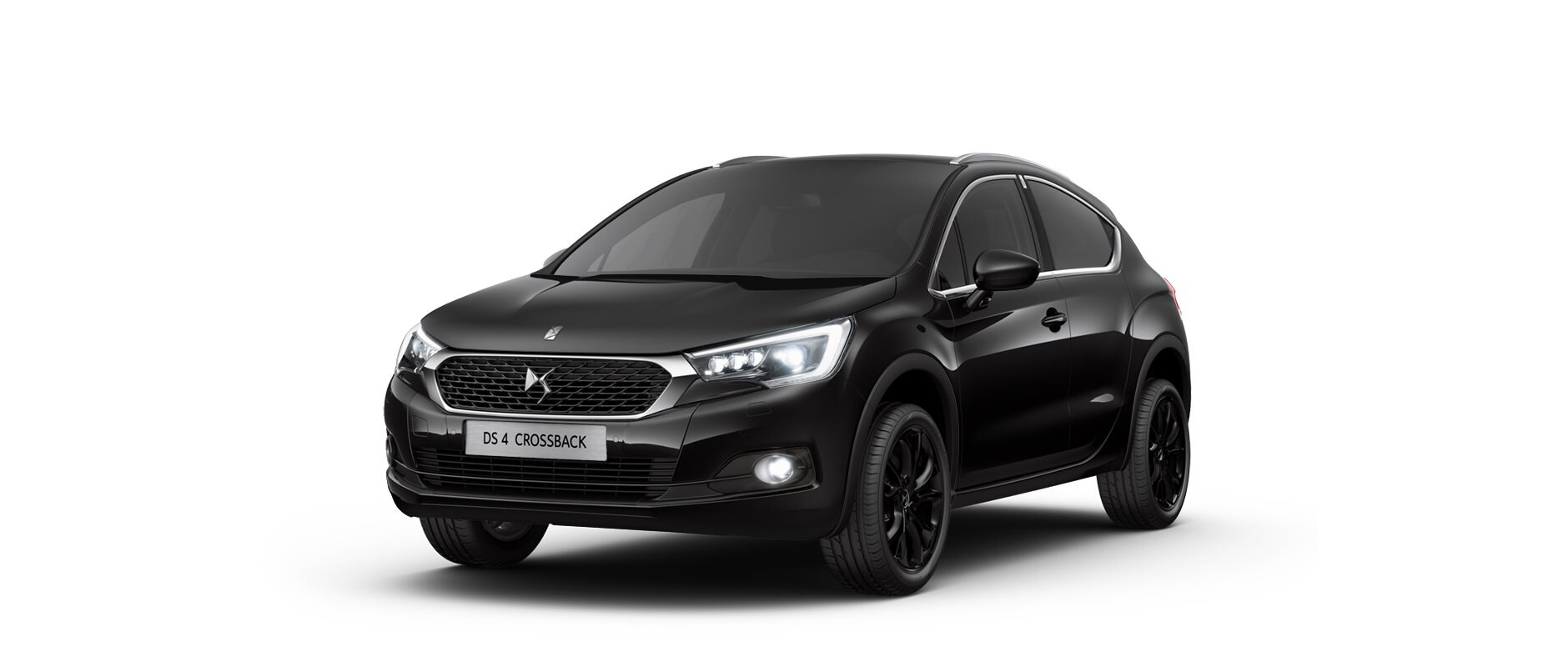 DS 4 Crossback - Perla Nera Black
