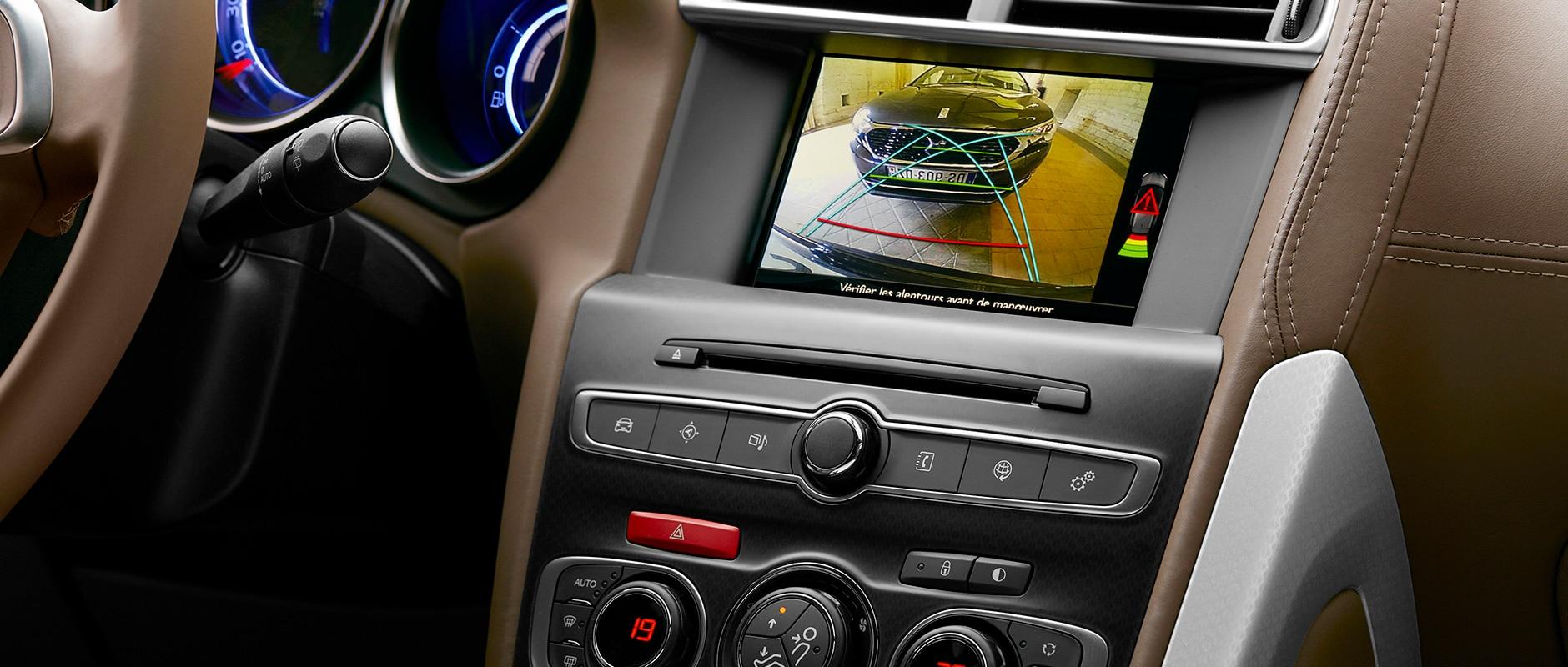 Nouvelle DS 4 - détails - Technologies Confort