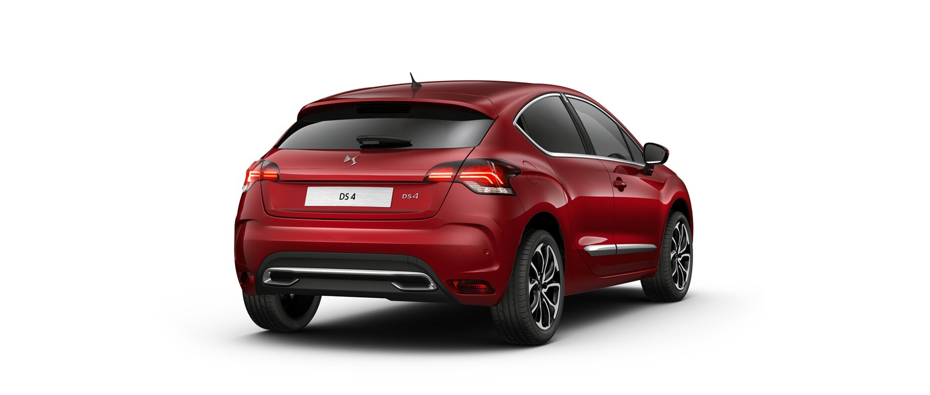 Nouvelle DS 4 - Rubi Red