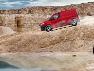 Nouveau Citroën Berlingo Van