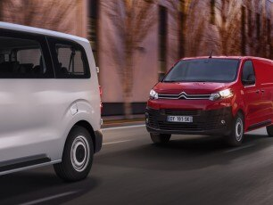 Citroën Guyane - Citroën Jumpy - Modularité