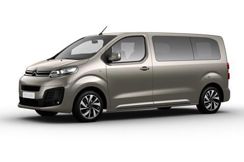 Citroën Guyane - Citroën SpaceTourer